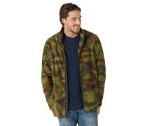 Ember Fleece Jacket brush camo