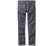 Performance Straight Fit Jeans grau