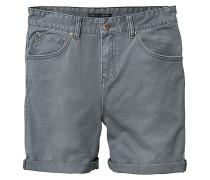Goodstock Vintage Denim Shorts grau