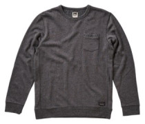 Coast Crew Sweater black heather
