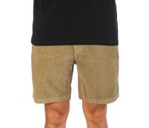 Cord Fatigue Shorts