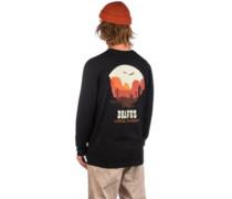 Canyon Journey Longsleeve T-Shirt black