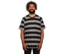 Punx T-Shirt grey stripe