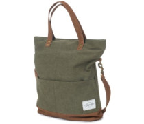 Fresno Tote Bag dusty green