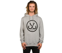 Hooks Hoodie athletic heather