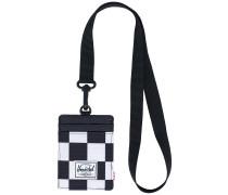 Charlie Lanyard RFID Wallet blk