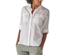LW AC Buttondown Hemd weiß
