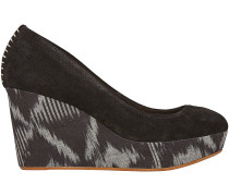 High Tropic Shoes Frauen schwarz