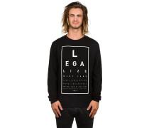 GL Legaleyez Crewneck Sweater