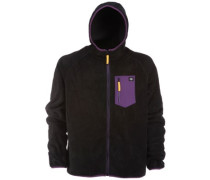 Edgewood Fleece Jacket black