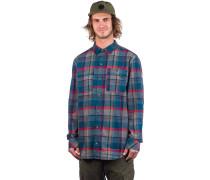 Travis Flannel Shirt grey