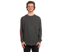 One Liner Sleeves T-Shirt LS black