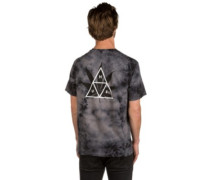 420 Triple Triangle T-Shirt smoke black
