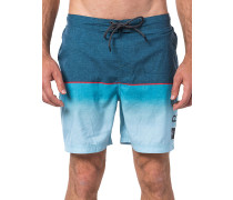 Semi-Elasticated Nu Divide 18'' Boardshorts