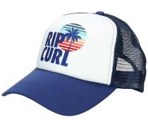 Surf Trucker Cap blau