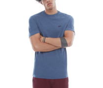 Skate T-Shirt vintage indigo