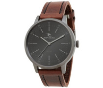 Drake Leather Gunmetal gunmetal