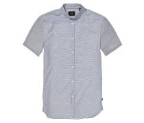 Keele Hemd blau