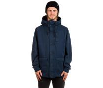 Protect Plus Jacke blau