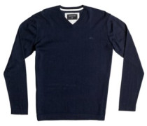 Everyday Kelvin V Pullover navy blazer