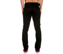 Flex Tapered Chino Pants black