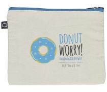 Donut Tasche braun
