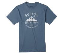 Overlook Slim T-Shirt blau