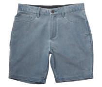 Outsider X Surf Cord Shorts dark slate