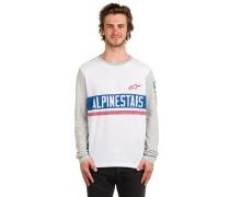 Motovate Knit T-Shirt weiß