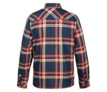 Underwood Flannel Shirt LS black plaid