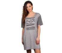 Merino Sunset Dress ss16 blk