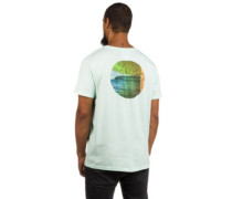 View Circle T-Shirt honeydew