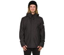 1990 Mountain Triclimate Jacke schwarz