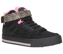 Pure High-Top V Shoes crazy pink