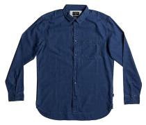 Indigo Rise Hemd blau