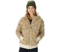 Lynx Fleece Jacket tapestry camo