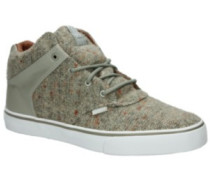 Chunk Spotted Felt Shoes grey