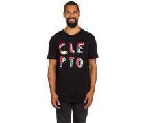 Colortype T-Shirt schwarz