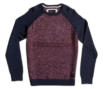 Time Watch Strickpullover blau