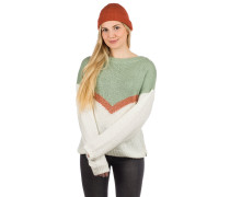 Trip For Two Pullover snow white
