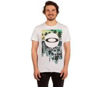 I Surf T-Shirt weiß