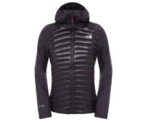 Verto Prima Hooded Outdoor Jacket tnf black