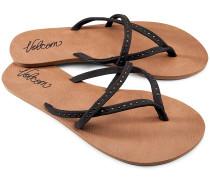 Volcom All Day Long Sandalen Frauen