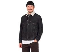 Sherpa Trucker Jacket