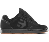 Swivel Skateschuhe schwarz