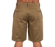 Carter Shorts dark khaki