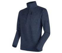 Arctic Ml Half Zip Fleece Pullover marine melange