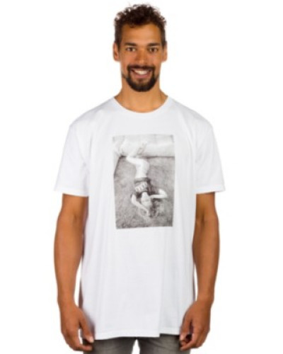 Cat T-Shirt white