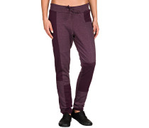 Patchwork Hose violett