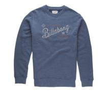 Wilcox Crew Sweater navy heather